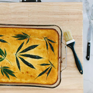 Cannabis Cornbread Recipe