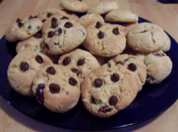 Cookies Simply Made With A Cake Mix