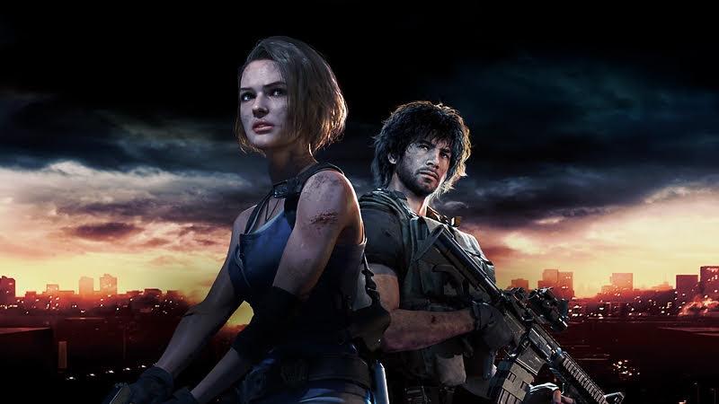 Game Release April 2020 Resident Evil 3