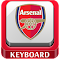 Official Arsenal FC Keyboard 3.0.63.376 Apk