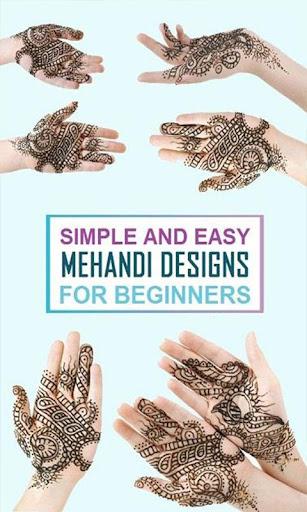Arabic Simple Mehndi Design Collection 1.0 screenshots 3