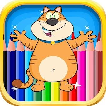 Kedi Boyama Sayfaları Hileli Apk Indir Android Iphone Ios
