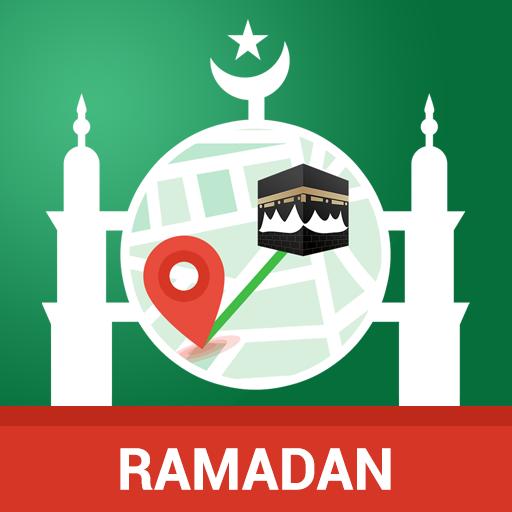 Muslim: Ramadan 2018, Prayer Times, Qibla, Quran 3.0.0.57