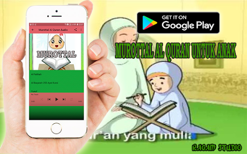 Murottal Al Quran Untuk Anak - náhled