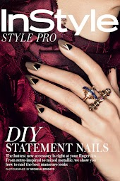 InStyle's DIY New Manicures