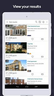 Rightmove UK property search- screenshot thumbnail