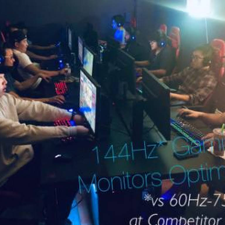 Cyber Gaming PC 방 eSports LAN PS4 Console Internet Cafe
