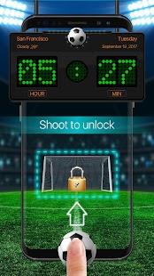 Football Theme Lock Screen HD - náhled