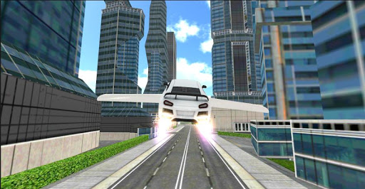 Flying Car Sim 2.4 Cheat screenshots 3