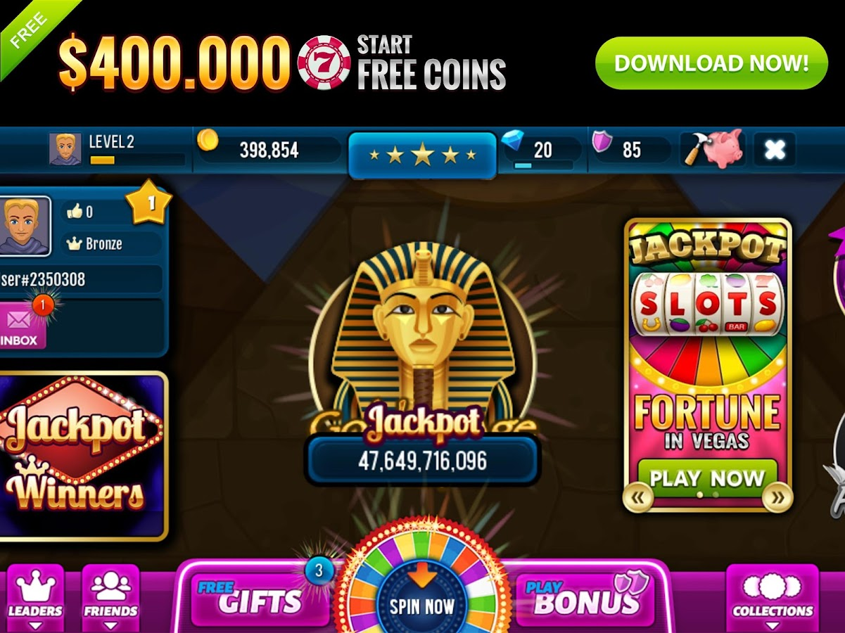 Golden Age of Egypt Rich Slots- screenshot