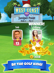 Golf Clash- screenshot thumbnail