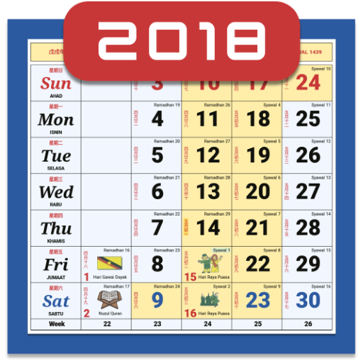 Malaysia Calendar 20  file APK Free for PC, smart TV Download