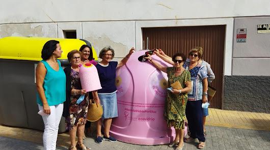 Ecovidrio y Cantoria presentan la campaña solidaria 'Recicla vidrio por ellas'