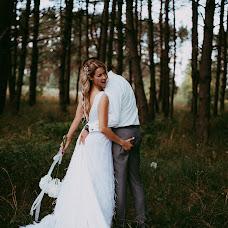 Wedding photographer Yulya Kamenskaya (juliakam). Photo of 27.08.2018