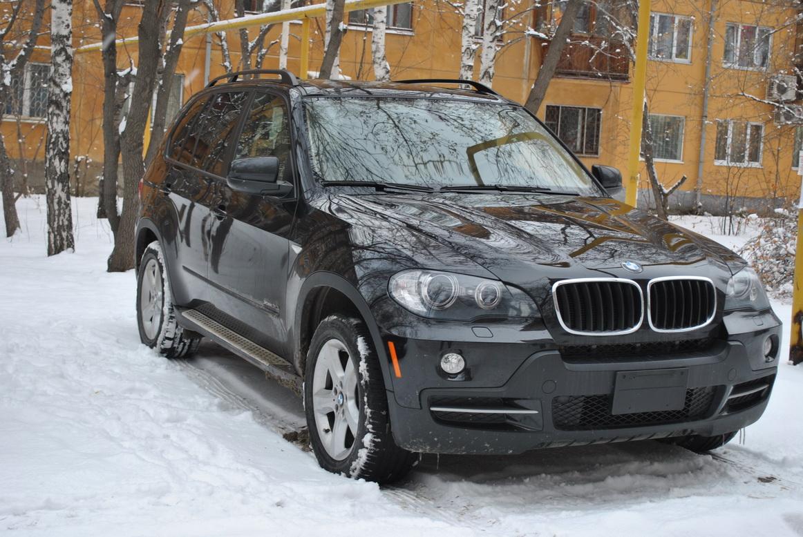 BMW X5 в Екатеринбурге