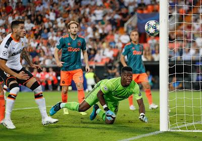 """Malgré sa boulette face à Liverpool, l'attitude d'André Onana est mise en avant : """"Il est très mature"""""""
