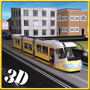 Tourist Tram Driving Simulator for PC and MAC