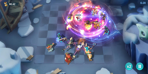 Idle Legend- 3D Auto Battle RPG apkmr screenshots 6