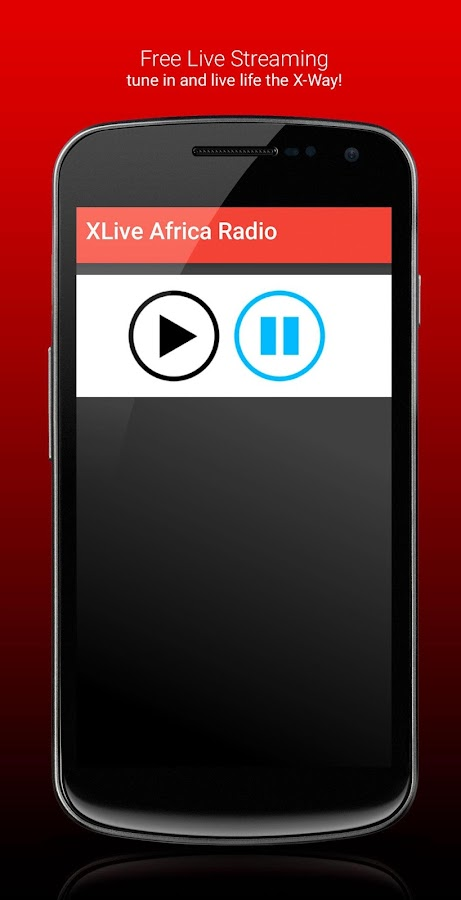 XLive Africa- screenshot