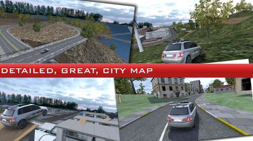 Stilo Car Simulation Race - Drift - City  screenshots 3