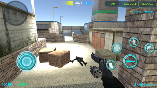 Real Counter Strike - Online FPS- screenshot thumbnail