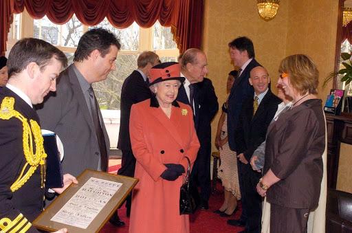 Queen Stephen Vokins 2007