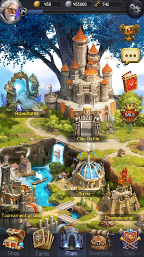 Card Heroes - CCG game with online arena and RPG 2.3.1833 screenshots 7