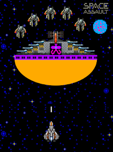 [Download Space Assault: Space shooter for PC] Screenshot 6