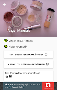 Kosmetik ohne Tierversuche - náhled
