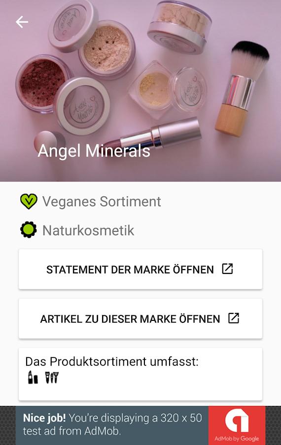 Kosmetik ohne tierversuche rossmann