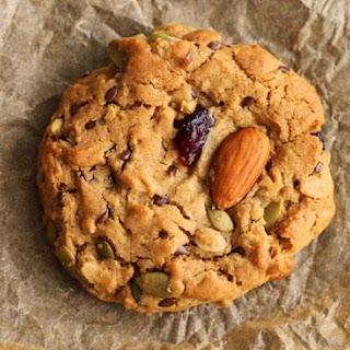 Big Fat Trail Mix Cookies!