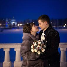 Wedding photographer Anastasiya Kazanceva (NastiKa). Photo of 15.01.2017