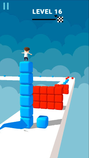 Cube Tower Stack Surfer 3D - Race Free Games 2020 filehippodl screenshot 5