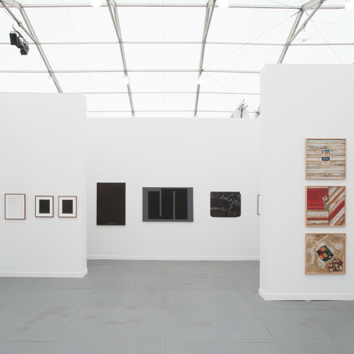 Frieze Art fair 2015 galerie frank elbaz