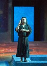 Photo: SALOME (Wiener Staatsoper, 7.12.2015).  Tomasz Konieczny (Jochanaan). Foto: Wiener Staatsoper/ Michael Pöhn