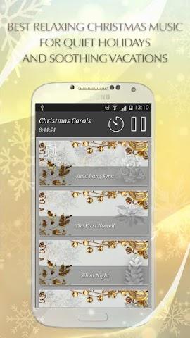android Christmas Carols New Age Screenshot 0
