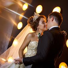 Bryllupsfotograf Evgeniy Mezencev (wedKRD). Foto fra 26.09.2016