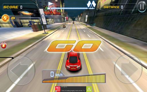 玩賽車遊戲App|汽车-光的速度快免費|APP試玩