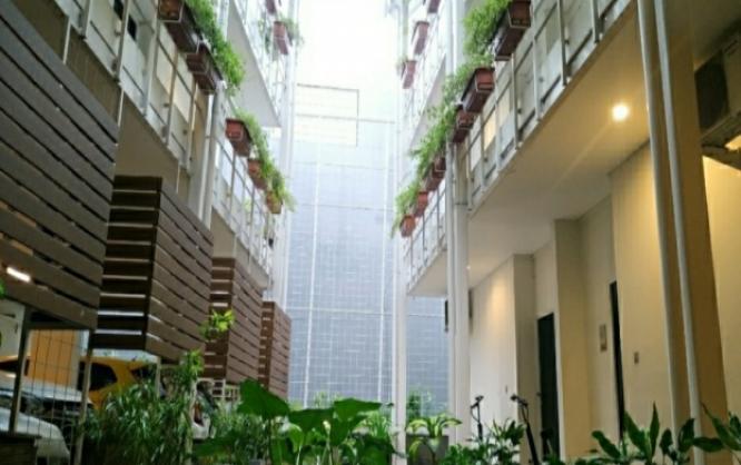 Hanglekir Residence view