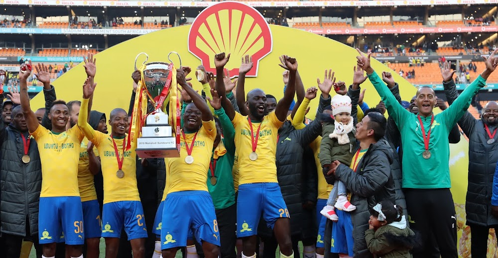 Sundowns could be handed automatic entry into group phase of next Caf Champions League