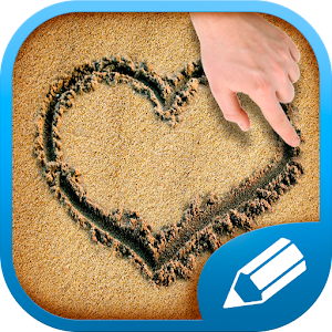 Draw on Sand – Summer 2015 for PC and MAC