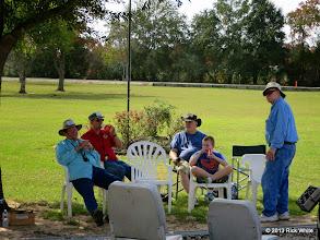 Photo: Ed Rains, Brian Campopiano, Bill Smth, and Bill Howe       2013-1116 RPW