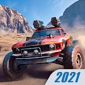 Steel Rage: Mech Cars PvP War, Twisted Battle 2020 icon