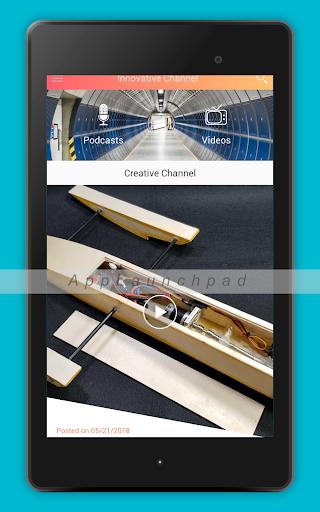Creative and Innovative Channels 1.0 screenshots 2
