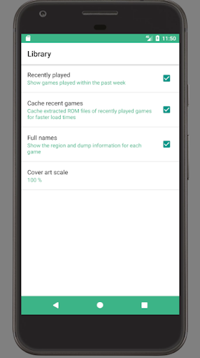 N64Android (N64 Emulator) 3.0.10 screenshots 3