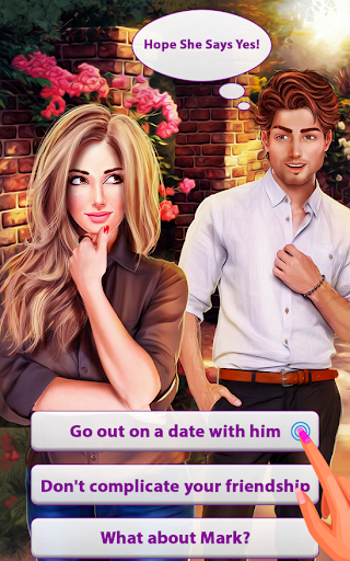 Hometown Romance - Choose Your Own Story apkpoly screenshots 3