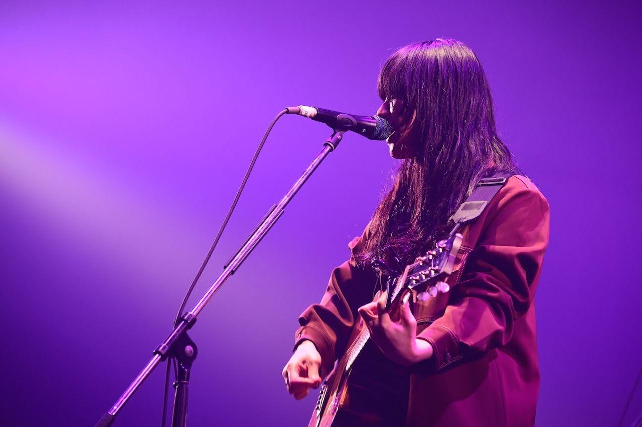 【迷迷現場】COUNTDOWN JAPAN 18/19 次世代指標歌手 Aimyon[愛繆]  ( あいみょん ) 大爆棚 「這次直到後面都塞滿了人,讓我覺得好幸福。」