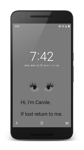 Lock Screen Wallpaper (free) 1.9.9.4 (free) Screenshots 4