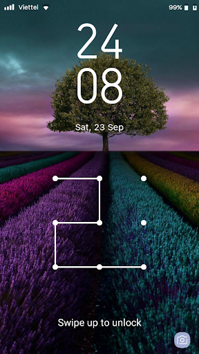 Lock screen for  Galaxy S8 edge 14.0.3001 screenshots 5