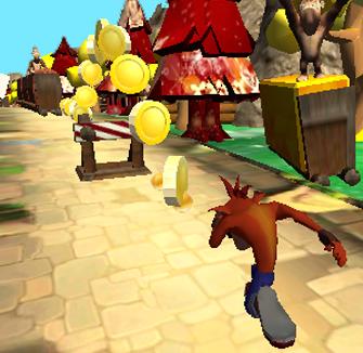 Subway Crash Run : Nsane Jungle Trilogy 1.1 screenshots 9